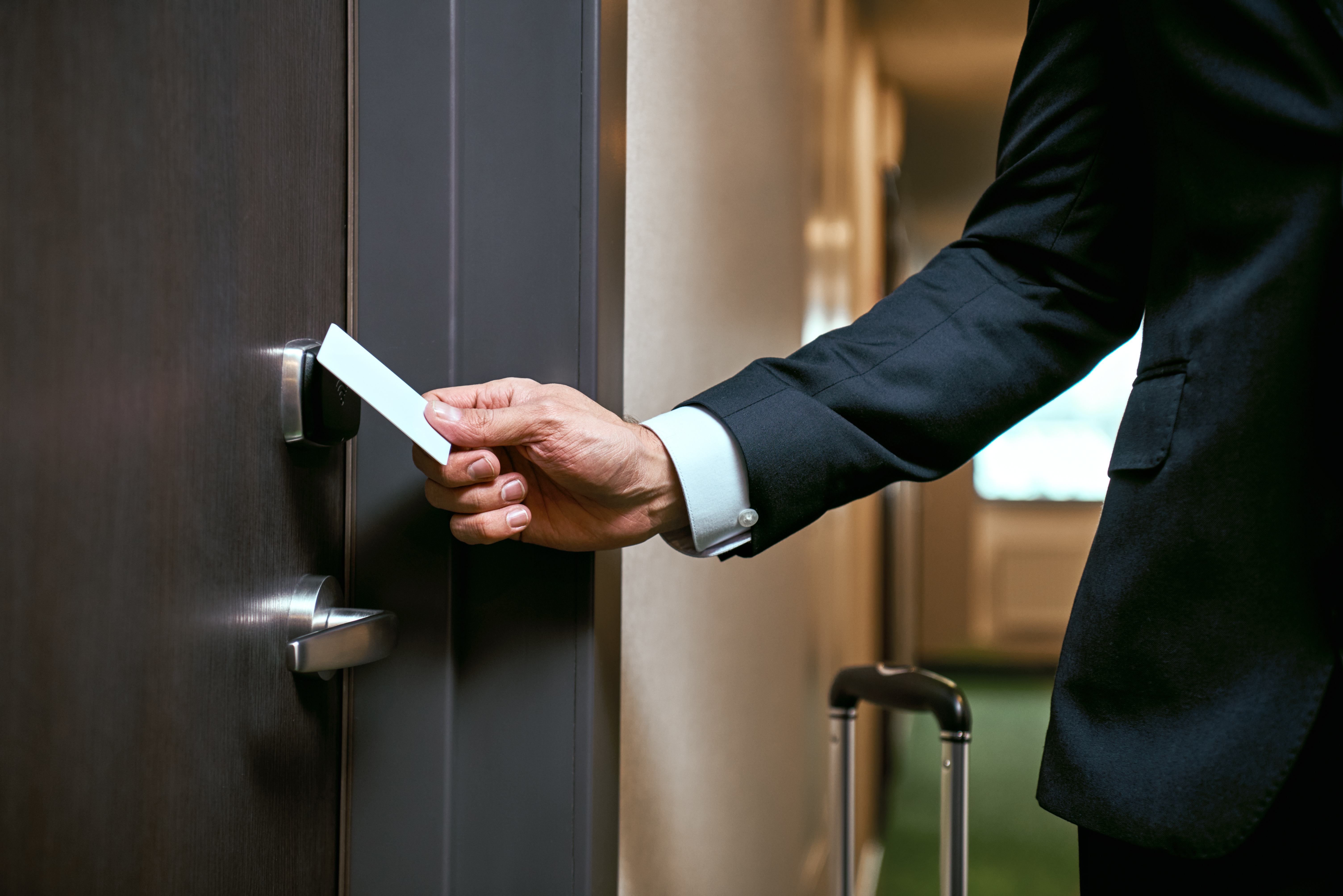 Hotel Door Lock Key Card