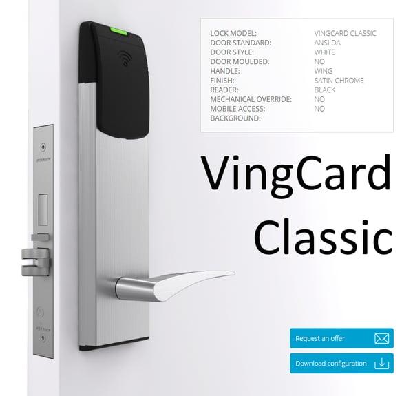 VingCard-Classic-Hotel-Door-Lock