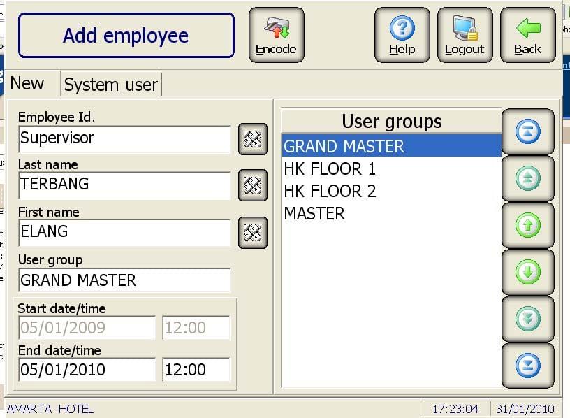 Vingvard-Vision-Hotel-Staff-Keys
