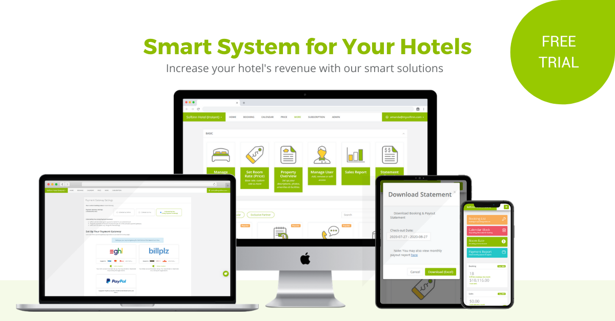 Smart System for Your Hotels