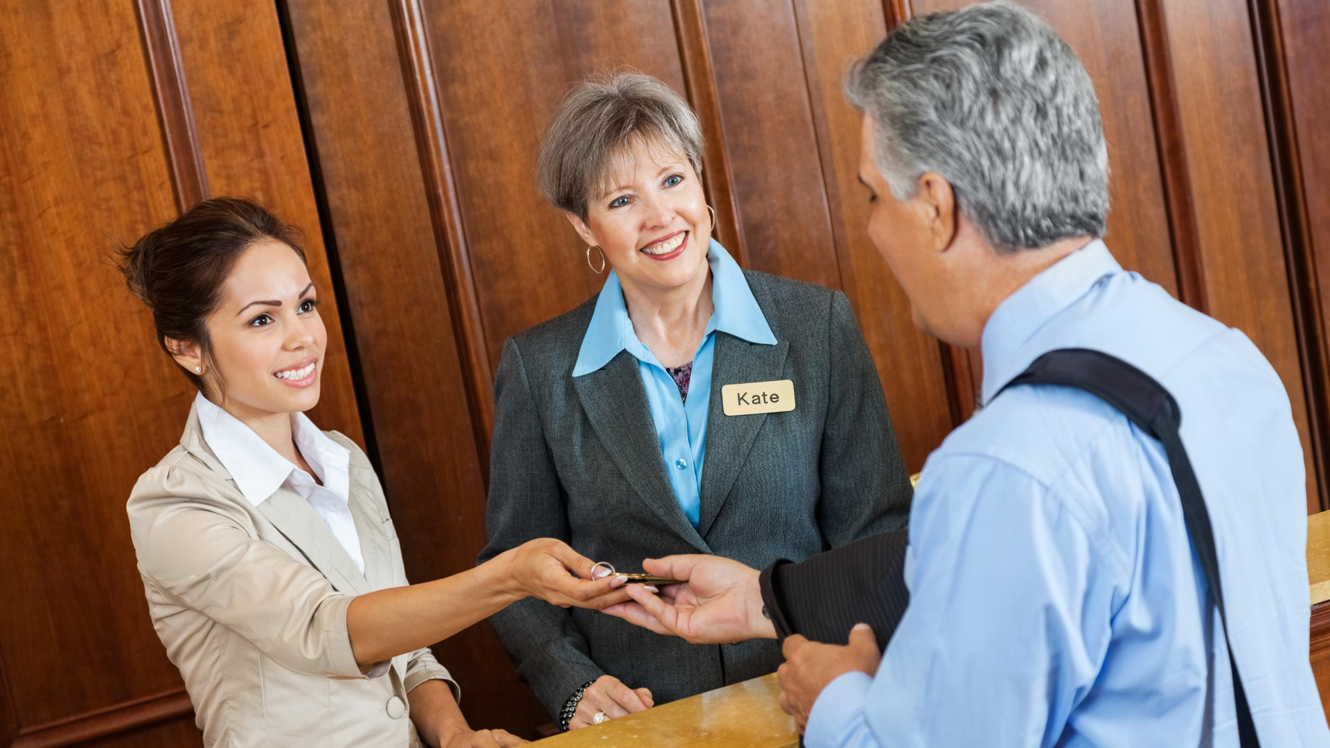 Communication Skills in Hotel