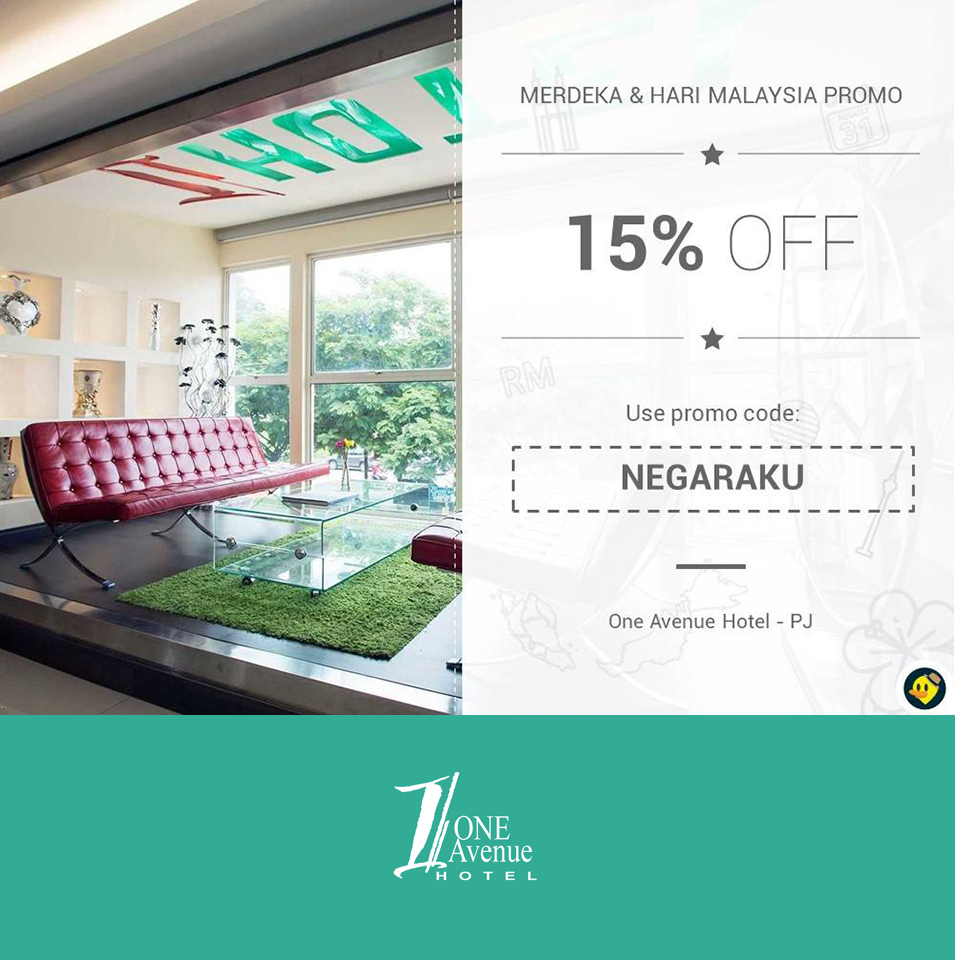 One-Avenue-Hotel-Hari-Merdeka-Promotion-01