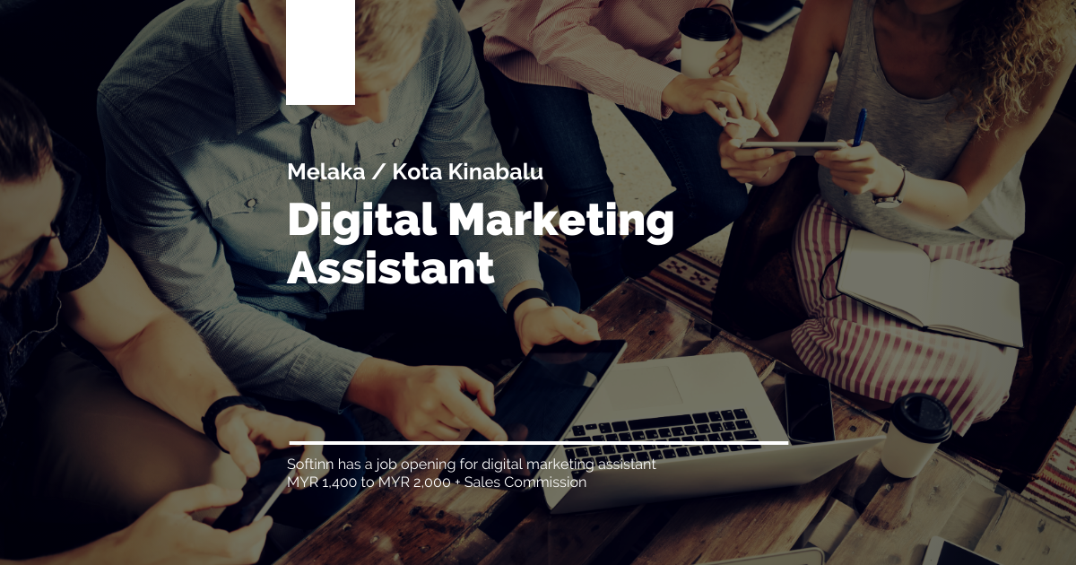 HR - Job Posting Digital Marketing Assistant